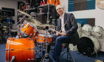 Meet Russ Maddox of Birmingham  School of Music