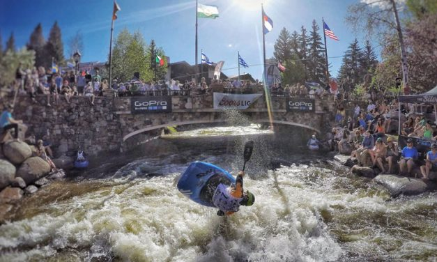 Bennett Smith: Freestyle Flipping on Whitewater